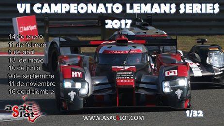 Le Mans Series 2017