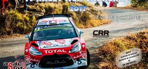 Rally Isla Cabrera